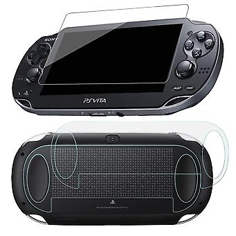 Gehard glas helder full hd en screen protector cover voor psvita ps vita PSV