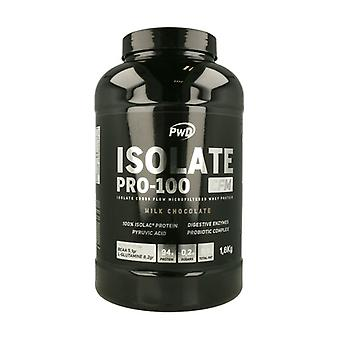 Isolate Pro 100 Chocolate Flavor 1,8 kg