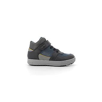 PRIMIGI Velcro Goretex Boot Blue Grey