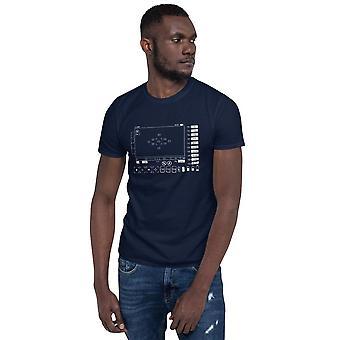 Viseur d'appareil-photo - T-shirt à manches courtes, hommes