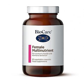 BioCare Female Multinutrient Vegicaps 90 (24690)