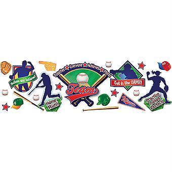 Baseball Bulletin Board Set
