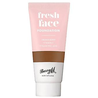 Barry M Fresh Face Liquid Foundation - Ombra 16