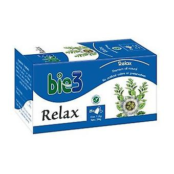 Bie 3 Relax 25 infuusiopussia