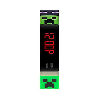Children's Minecraft Mob Faces LED Activity Tracker
