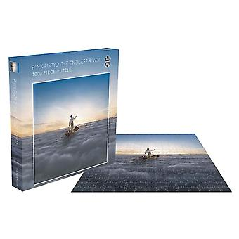 Pink Floyd Jigsaw Puzzle The Endless River Album uusi virallinen 1000-kappale