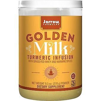 Jarrow Formulas Golden Milk Turmeric Infusion 270g