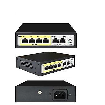 Ip Cameras And Wireless Ap 10/100/1000mbps Standard Network Switch