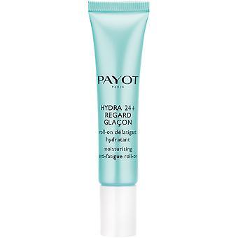 Payot Paris Hydra 24+ Regard Glacon Rollon Moisturizer 15 ml