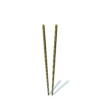Chopsticks Set 2 Pcs            Oro
