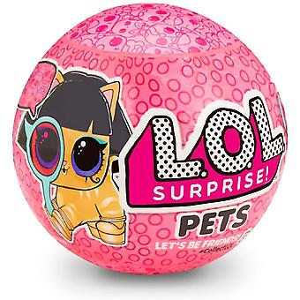 L.O.L. Surprise 552116E7C Haustiere Ball- Serie 4-2 - mehrfarbig