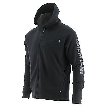 Caterpillar unisex viraloff hooded sweatshirt black 32506