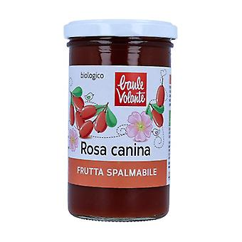 Rosehip spreadable fruit 280 g