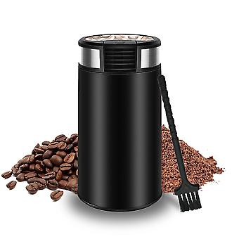 Electric Coffee Grinder Maker Beans Grain Spices Mill Herbs Nuts Herb Grinder Cafe Mini Electric Coffee Mill