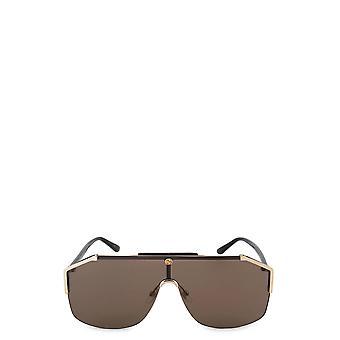 Gucci GG0291S havana male sunglasses