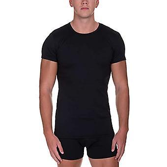 Bruno Banani Shirt Rib Made Tank Top, Black (Black 007), XXL Men