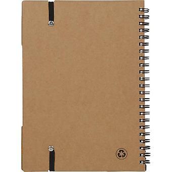 Bullet Josie A5 Cuaderno reciclado con regla
