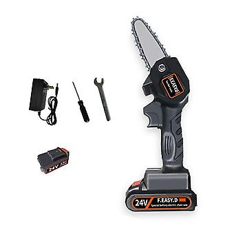 24v Rechargeable Mini Electric Chainsaw