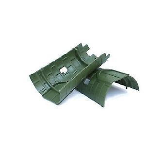 New Assemble Blockhouse World War 2 Army Construction Toy Battlefield Figures ES12768