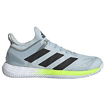 adidas Adizero Ubersonic 4 Clay Mens Tennis Court Trainer Shoe Blue/Black