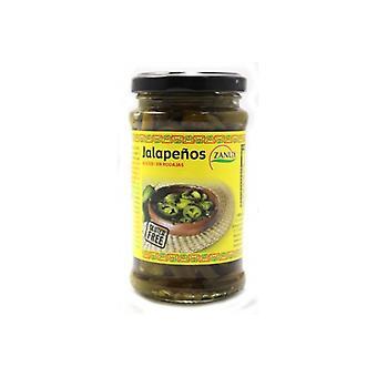 Jalape os Zanuy Skivad (225 g)