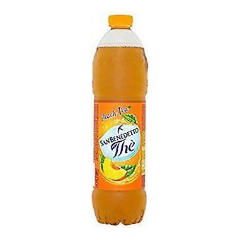 Osvěžující nápoj San Benedetto Th Peach (1