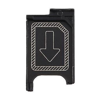 Reemplazo de ranura para el soporte de la bandeja de la tarjeta Micro SIM para Sony Xperia Z3 Z3 Compact