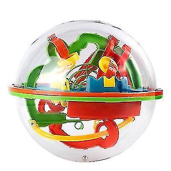 100 niveauer Challenge Orbit Maze Ball Game 3D Maze Ball Børns Pædagogiske Legetøj Magic Maze Ball