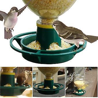 Wild Bird Seeds Feed Forest Hanging Cup Tuin Feeding Bird Feeder
