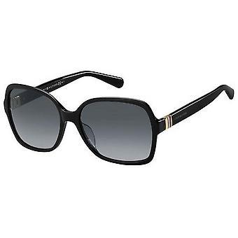 Tommy Hilfiger Large Sunglasses - Black