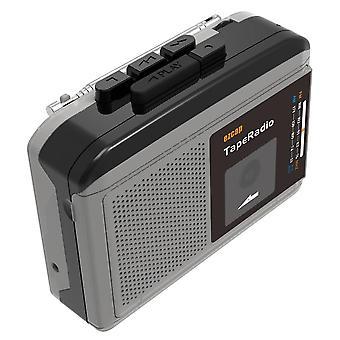 Tragbarer Kassettenspieler mit Am / FM-Radio