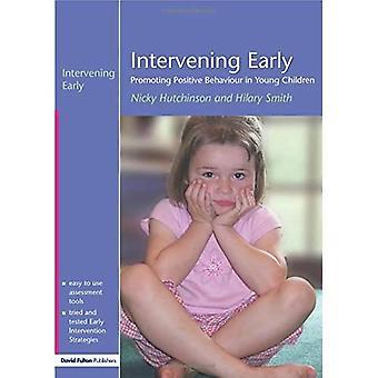 Frühzeitig eingreifen: Positives Verhalten bei Kleinkindern fördern