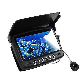 مكتشفو الأسماك تحت الماء كاميرا الصيد للماء HD لفصل الشتاء
