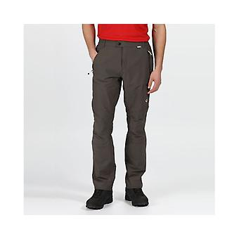 Regatta Mens Highton Trousers Stretch Water-Repellent Walking Trousers