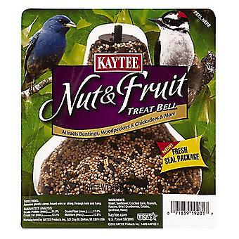 Kaytee Nut & Fruit Treat Bell - 15 oz