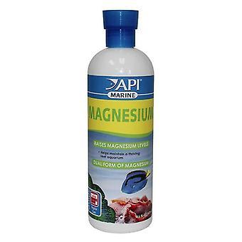 API Marine Magnesium Raises Magnesium Levels in Reef Aquariums - 16 oz