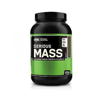 Optimal nutrition allvarlig muskel gainer - flera proteiner - 2,7 kg