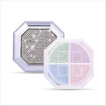 4 Farbe Pulver Mineral Make-up Pulver Concealer Whitening Powder Loose Powder T1362| Concealer