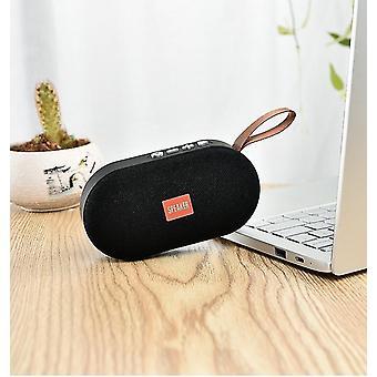 Mini Bluetooth drahtlose tragbare Lautsprecher Soundsystem mit 3D Stereo Surround Sound mit tf