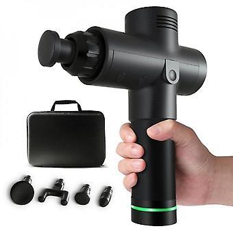 Pistolet de massage électrique LCD