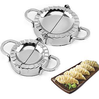 Dumpling Mold 2 stykker dumpling maskin maker Ravioli Mold