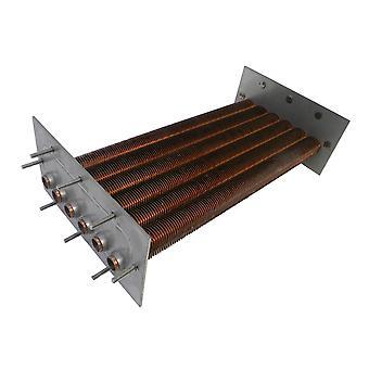 Raypak 014875F Copper Tube Bundle for Raypak 156A Heater