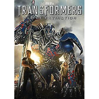 Transformers: Age of Extinction [DVD] USA import