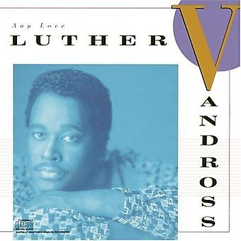 Luther Vandross - Any Love [CD] USA import