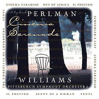 Perlman/Williams - Cinema Serenade [CD] USA importeren
