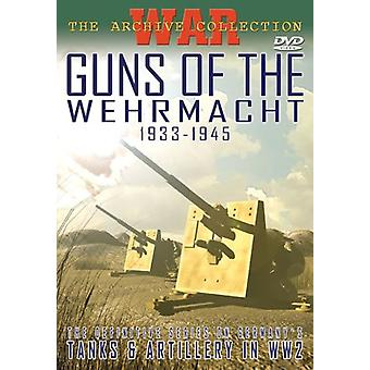 Guns of the Wehrmacht 1933-45 [DVD] USA import