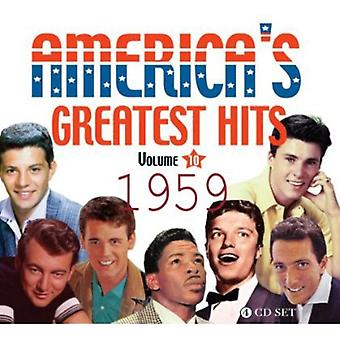 America's Greatest Hits 1959 - America's Greatest Hits 1959 [CD] USA import