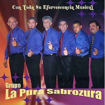 La Pura Sabrozura - Con Toda Su [CD] USA import
