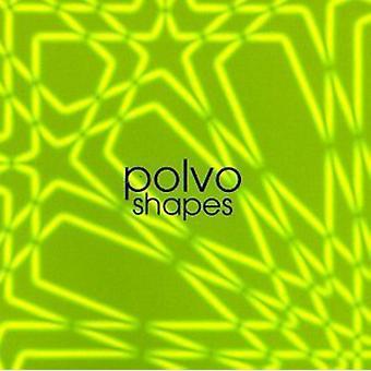 Polvo - Shapes [CD] USA import