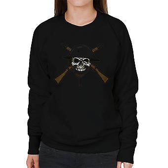 Do Your Bit On The Battlefield Women's Sweatshirt